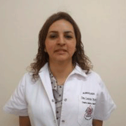 Dra. Lourdes Rossana Vázquez Alegre