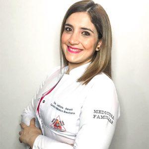 Dra. Leticia Apuril