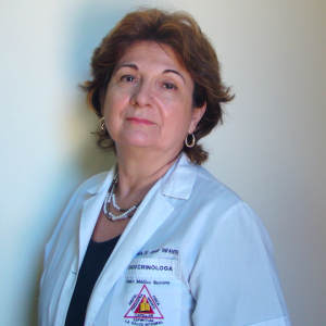 Dra. María Infante de Espínola