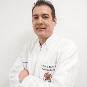 Dr. Pedro Luis Bolivar Valor