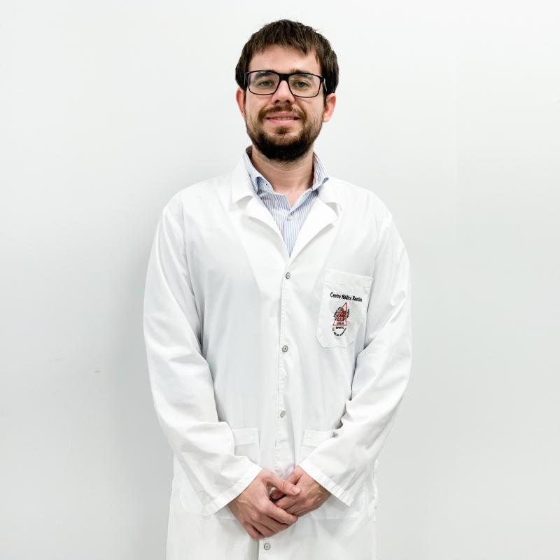 Dr. Erick Dahlbeck