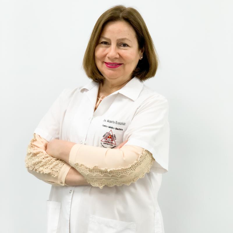 Dra. Margarita Kruzfeldt Vega