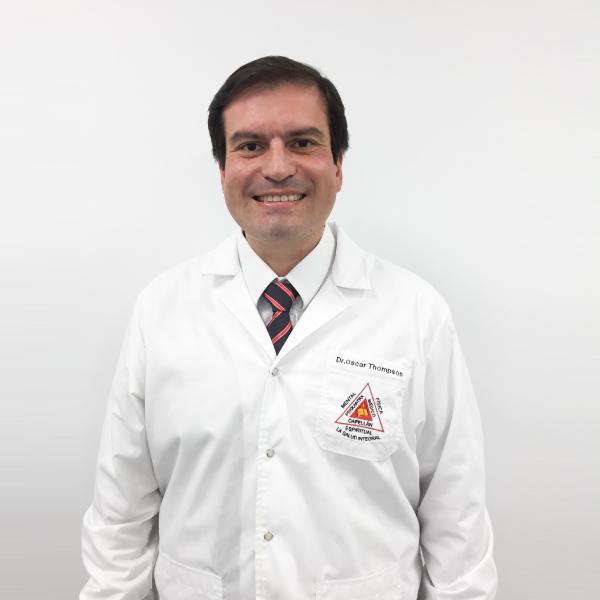 Dr. Oscar Thompson