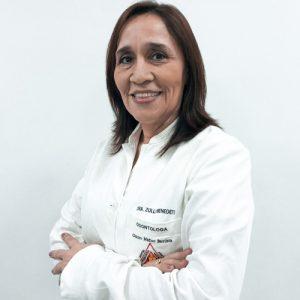 Dra. María Zully Bernal de Benedetti